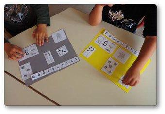 Image de Fabriquer un livre des nombres ou un livre à compter