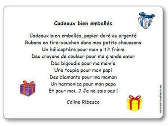 Image de « Cadeaux bien emballés », une chanson de Coline Ribesco