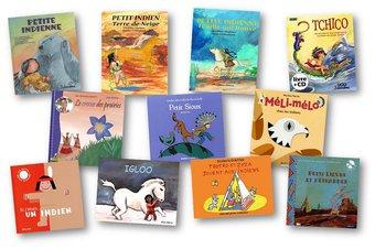 Image de Des albums sur les Amérindiens (aussi appelés indiens d'Amérique ou autochtones)