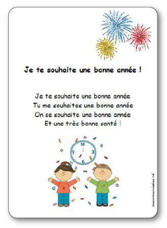 Image de Comptine « Je te souhaite une bonne année »