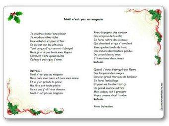 Image de « Noël n'est pas au magasin », une chanson d'Anne Sylvestre