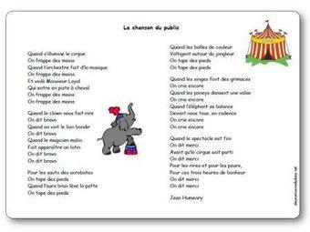 Image de « La chanson du public » de Jean Humenry