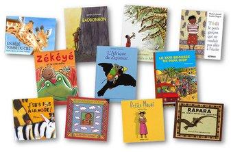 Image de Des albums pour partir à la découverte de l'Afrique
