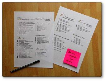 Image de Liste de choses à faire pour une rentrée des classes réussie en maternelle