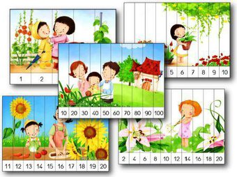 Image de Les puzzles numériques