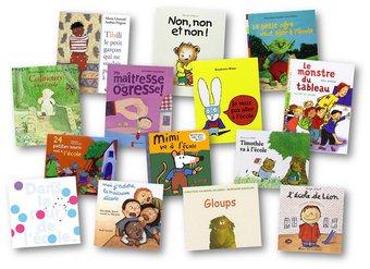 Image de Des albums sur la rentrée des classes et sur l'école