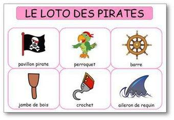 Image de Le loto des pirates