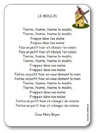Image de « Le moulin », une chanson de Jean Naty-Boyer