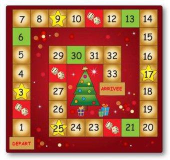 Image de Jeu de numération de Noël : le sapin