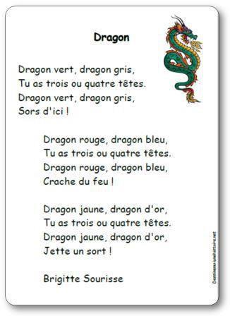 Image de « Dragon » de Brigitte Sourisse