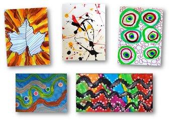 Image de Arts visuels 100 & une idées Maternelle
