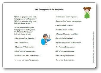 Image de Chanson « Les Compagnons de la Marjolaine »