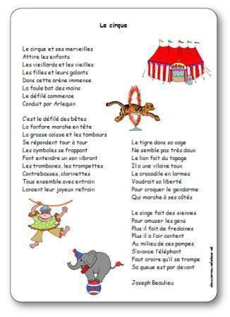 Image de « Le cirque », une chanson de Joseph Beaulieu