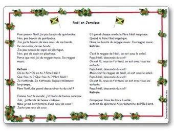Image de « Noël en Jamaïque », une chanson de la Compagnie « Dans les bacs à sable »