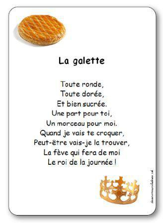 Image de Comptine « La galette »