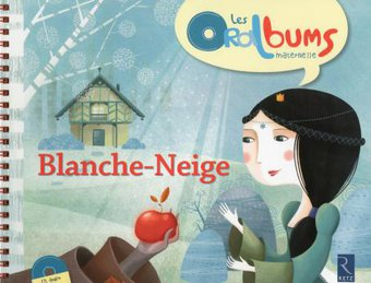 Image de Blanche-Neige (+ CD audio)