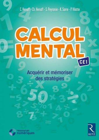 Image de Calcul mental CE1 (+ CD-Rom)