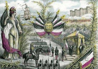 Image de Thème 1 : Le temps de la République - Séquence 1 : 1892 : La république fête ses cent ans
