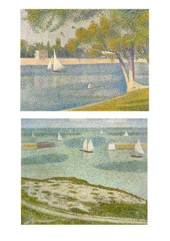 Image de Le pointillisme