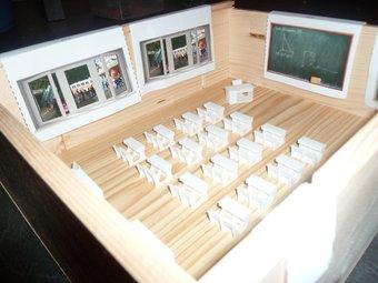 Image de Le plan de la classe.