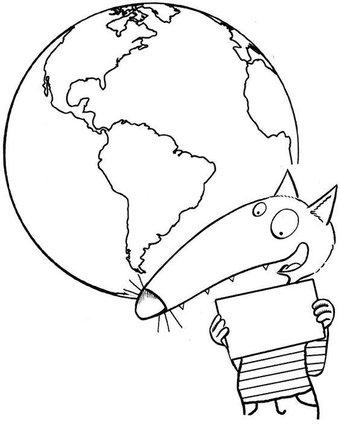 Image de Projet Loup autour du monde