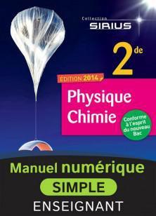 Image de Physique-Chimie 2de - Édition 2014