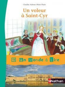 Image de Album 6 : Un voleur à Saint-Cyr - Édition 2014
