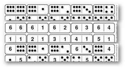 Image de Découvrir le monde - Numération - Dominos