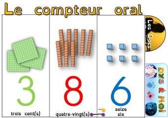 Image de Le compteur oral jusqu'à 999