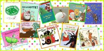 Image de Lecture GS et cycle 2 : Albums à écouter ou rallye lecture Noël