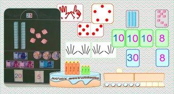 Image de Outils numération cp ce1 : connaissance du nombre
