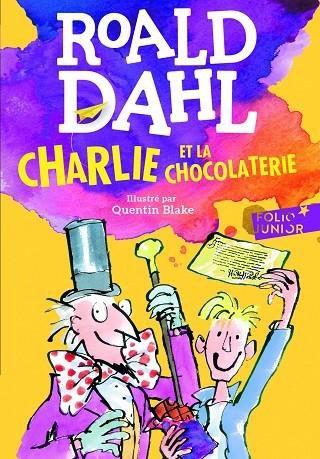 Image de Cm-lecture-charlie et la chocolaterie (roald dahl)