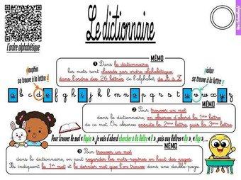 Image de CE2-Vocabulaire-Les leçons