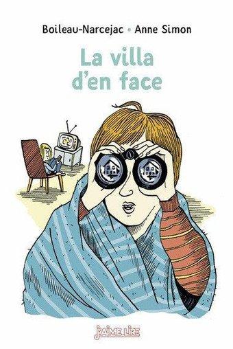 Image de Ce2-lecture-la villa d'en face (boileau-narcejac)