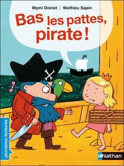 Image de Et si j'etais un pirate - bas les pattes pirate - cp