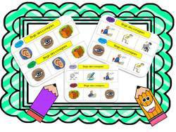 Image de Bingo des consignes in english