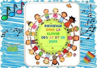 Image de Affiche porte de classe