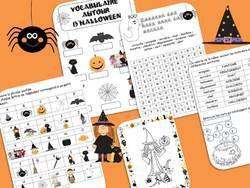 Image de Cp et ce1: vocabulaire autour d'halloween