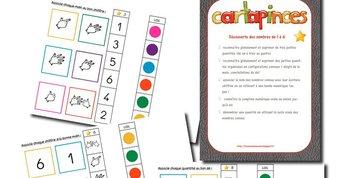 Image de Cartapinces - les nombres