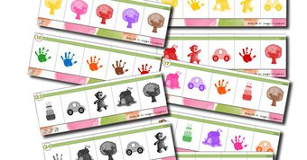 Image de Boite à compter - tri images et couleurs