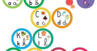 Image de La chenille de l'alphabet