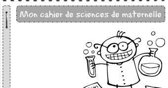 Image de Le cahier de sciences