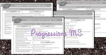 Image de Programmation / progressions MS