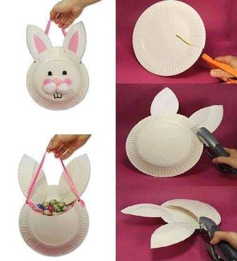 Image de Les lapins de Pâques