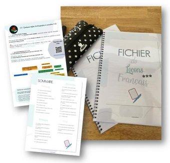 Image de Fichier de leçons de français CM1 – version 2020/2021