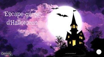 Image de Escape game d'Halloween