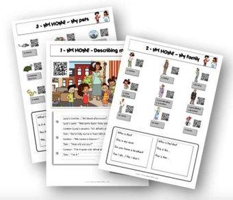 Image de I love english school numérique – Traces écrites interactives – Niveau 1