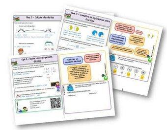 Image de Fichier de leçons maths CM2 – programmes 2016