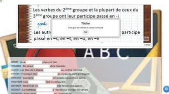 Image de Learning apps – conjugaison