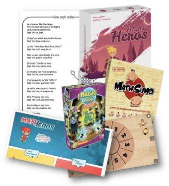 Image de Les tables de multiplication : des jeux d'enfants…